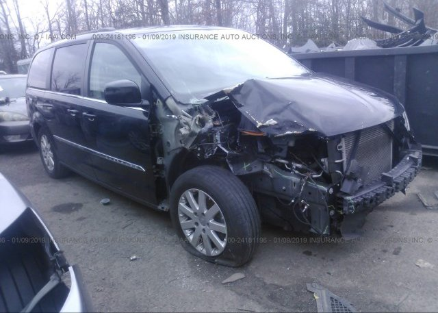 Inventory #807227304 2016 Chrysler TOWN & COUNTRY