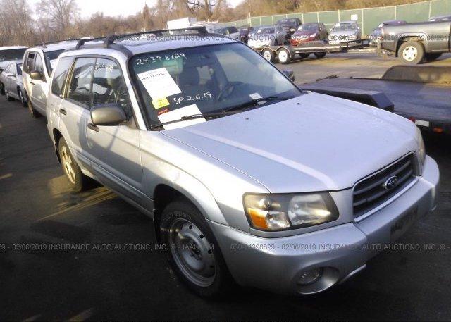 Inventory #157936798 2004 Subaru FORESTER