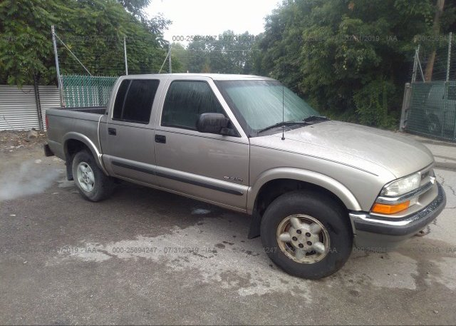 Inventory #212176228 2002 Chevrolet S TRUCK