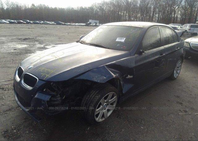 из сша 2011 BMW 3 SERIES WBAPK5C51BA659244