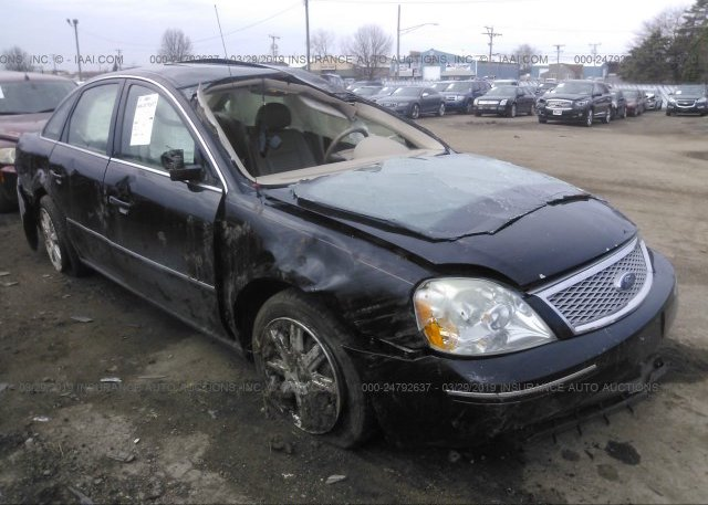 Inventory #785975741 2006 FORD FIVE HUNDRED