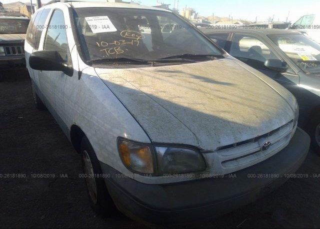 Inventory #582632554 2000 Toyota SIENNA