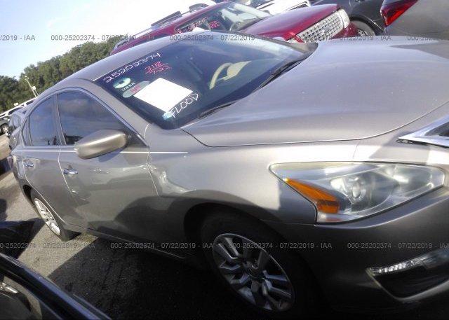 Inventory #916303887 2015 Nissan ALTIMA