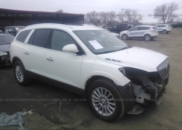 Inventory #350819888 2009 Buick ENCLAVE