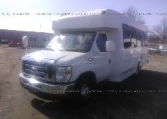 2010 FORD ECONOLINE - 1FDWE3FL0ADA52992 Right View