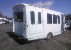 2010 FORD ECONOLINE - 1FDWE3FL0ADA52992 rear view