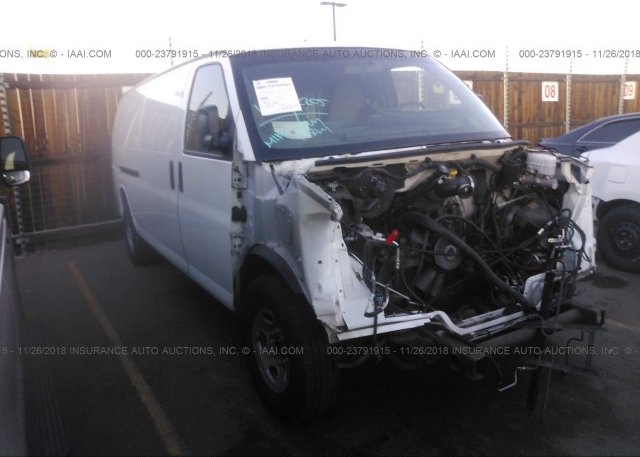 Inventory #685260878 2011 Chevrolet EXPRESS G3500