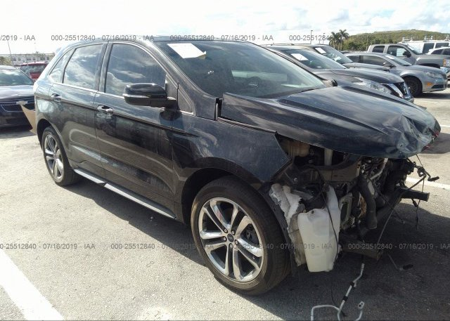 Inventory #397489540 2015 FORD EDGE