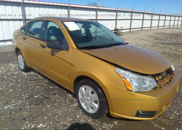 Inventory #918868300 2009 FORD FOCUS