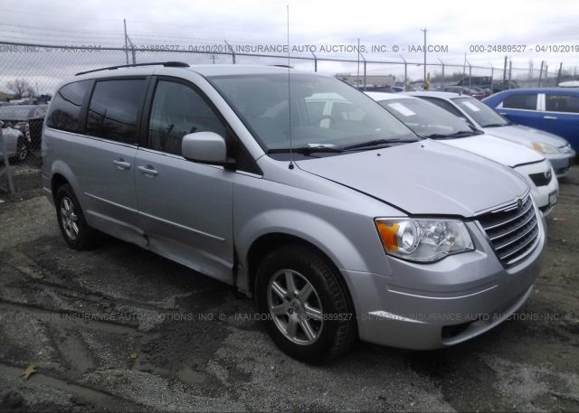 Inventory #524754454 2008 Chrysler TOWN & COUNTRY