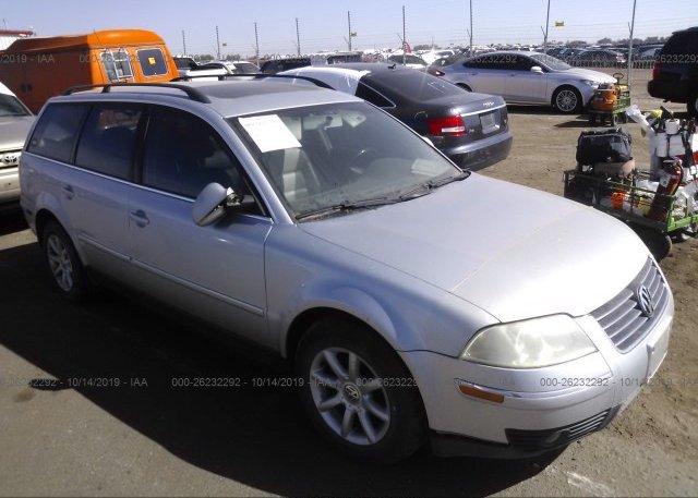 Inventory #894574670 2004 Volkswagen PASSAT