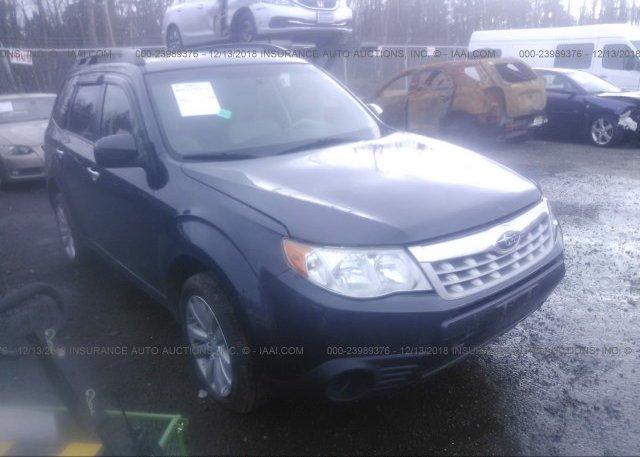Inventory #776914067 2011 Subaru FORESTER