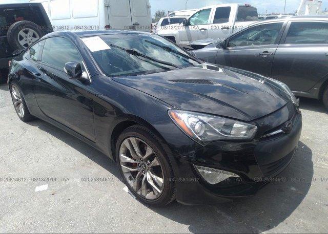 Inventory #449777966 2013 Hyundai GENESIS COUPE