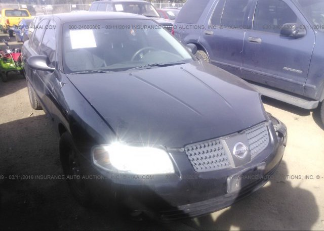 Inventory #987298172 2004 Nissan SENTRA
