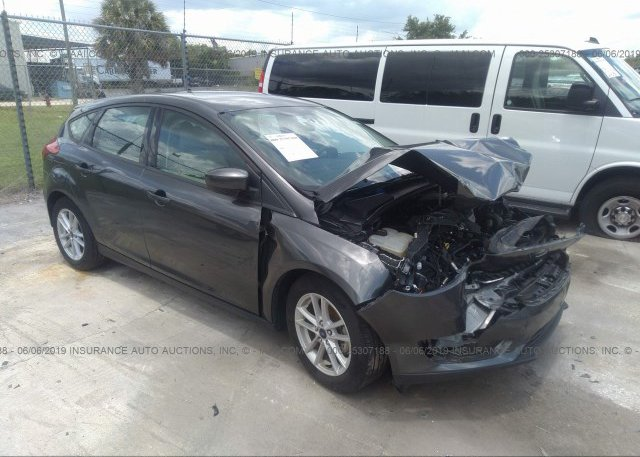 Inventory #926843820 2018 FORD FOCUS