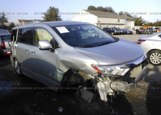 Inventory #952578912 2015 Nissan QUEST