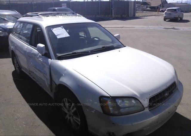 Inventory #789632247 2004 Subaru LEGACY