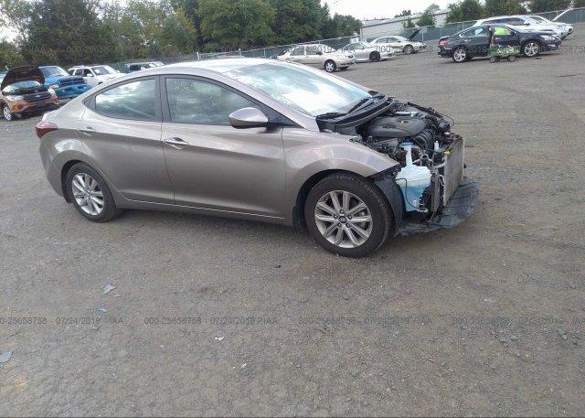 Inventory #198807195 2014 Hyundai ELANTRA