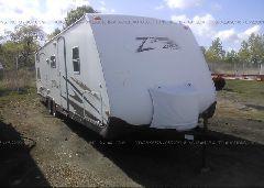 2005 KEYSTONE RV ZEPPLIN Z291