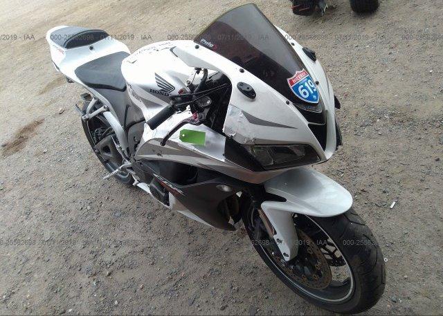 Inventory #706208070 2007 Honda CBR600