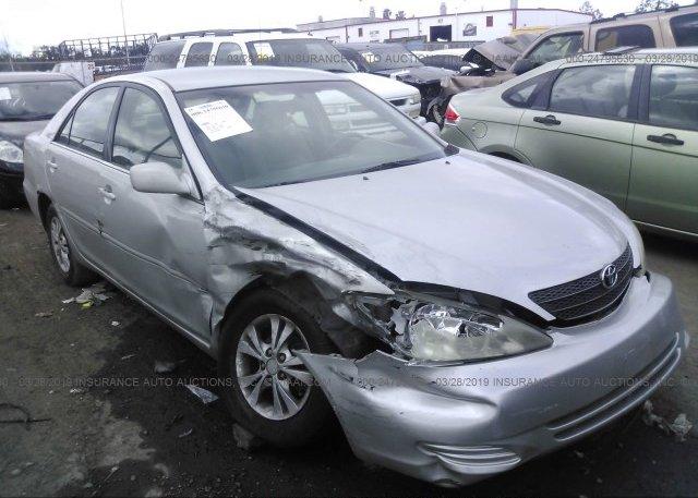 Inventory #406773354 2004 Toyota CAMRY