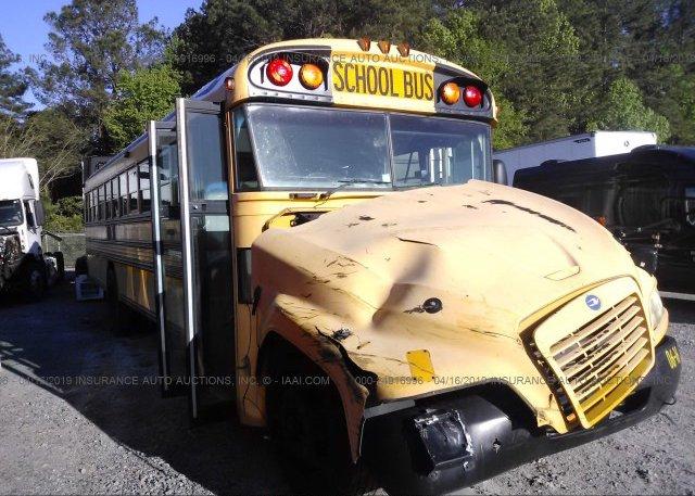 Inventory #359366423 2008 BLUE BIRD SCHOOL BUS / TRAN