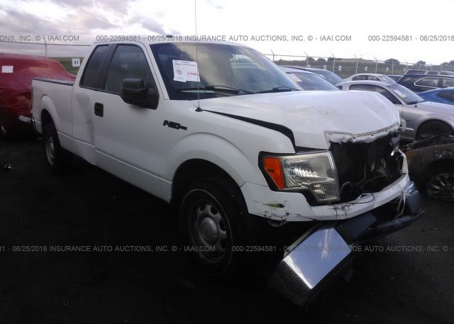 Inventory #782257662 2010 FORD F150