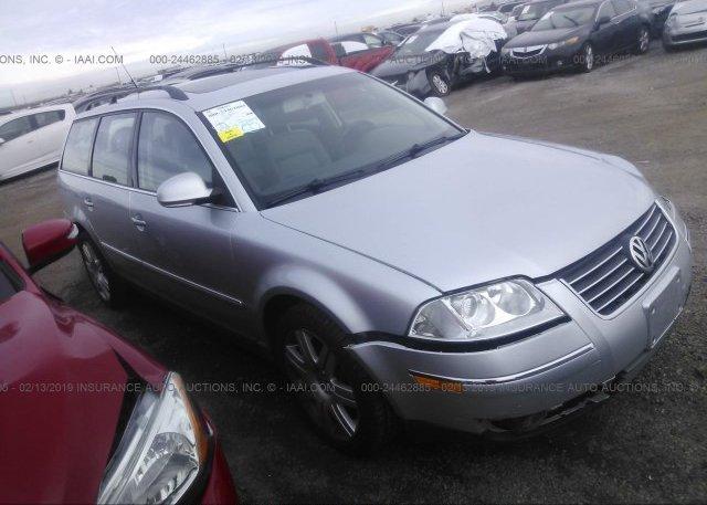 Inventory #353052765 2005 Volkswagen PASSAT