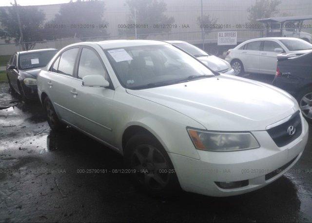 Inventory #452572096 2006 Hyundai SONATA