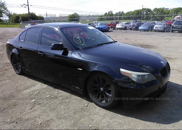 Inventory #668101675 2006 BMW 530