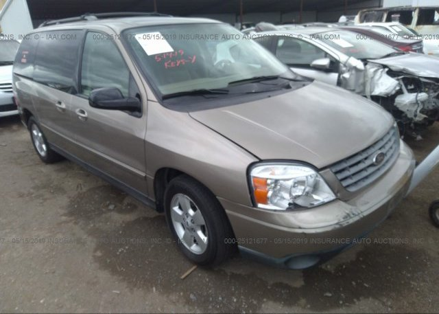 Inventory #105400137 2004 FORD FREESTAR