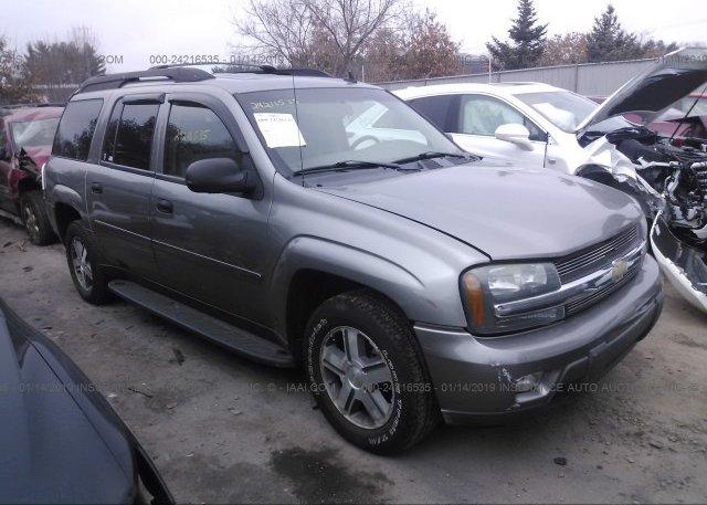 Inventory #526070437 2006 Chevrolet TRAILBLAZER