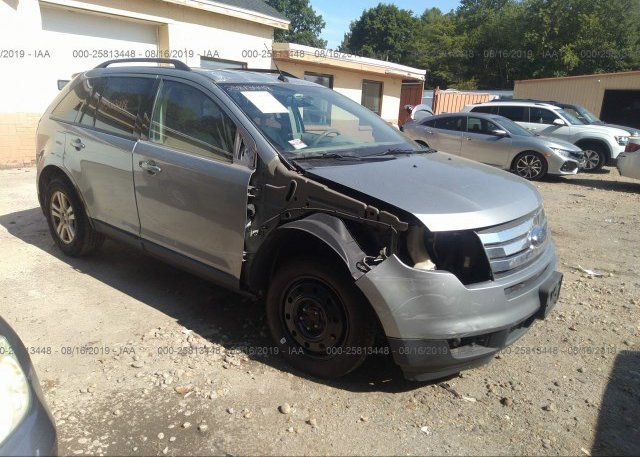 Inventory #257465218 2007 FORD EDGE