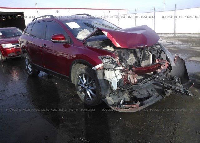 Inventory #166787010 2015 Mazda CX-9