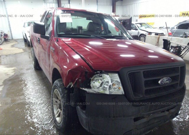 Inventory #639952864 2007 FORD F150