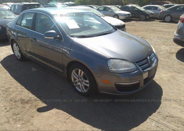 Inventory #598471319 2007 Volkswagen JETTA