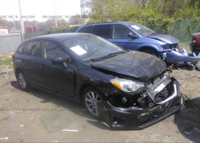 Inventory #622241953 2014 Subaru IMPREZA