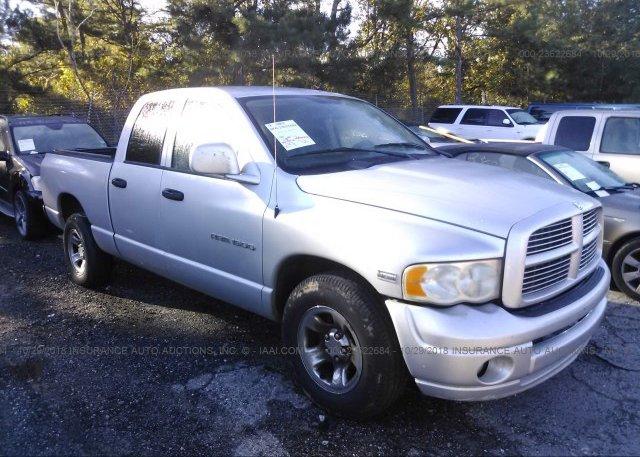 Inventory #722850726 2003 Dodge RAM 1500