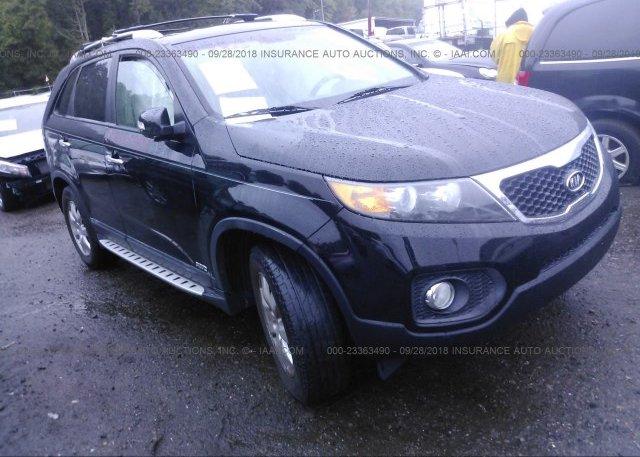 Inventory #555957016 2012 KIA SORENTO