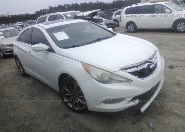 Inventory #647897136 2011 Hyundai SONATA