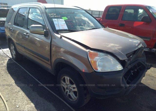Inventory #755883119 2004 Honda CR-V