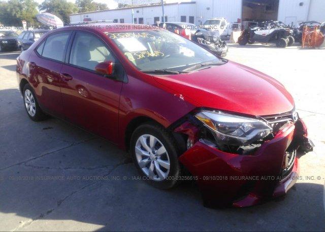 Inventory #530737217 2014 Toyota COROLLA