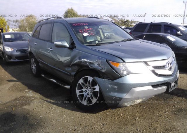 Inventory #292325209 2008 Acura MDX