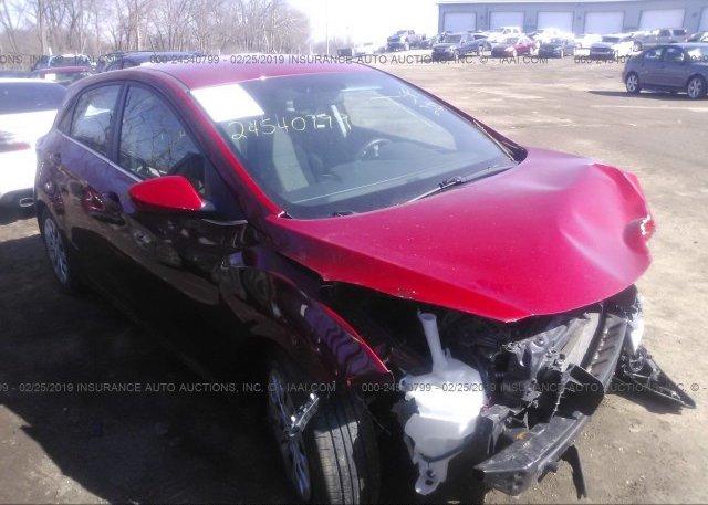 Inventory #772389371 2017 Hyundai ELANTRA GT