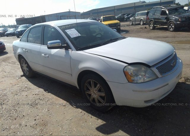 Inventory #547785758 2006 FORD FIVE HUNDRED