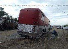 1967 EAGLE TRANSIT BUSES BUS - 7226 rear view