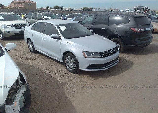 Inventory #929688836 2017 Volkswagen JETTA