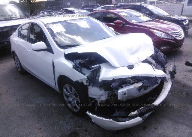 Inventory #274907343 2012 Mazda 3