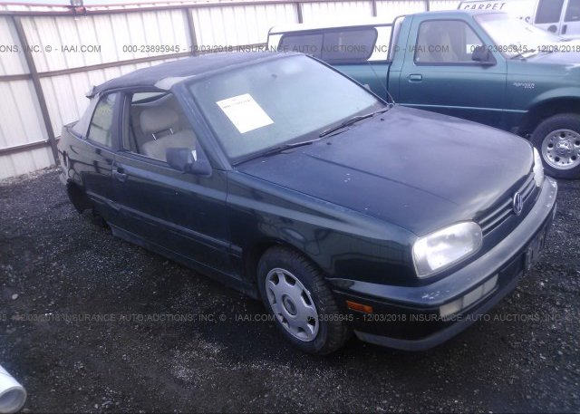 Inventory #739815366 1999 Volkswagen CABRIO