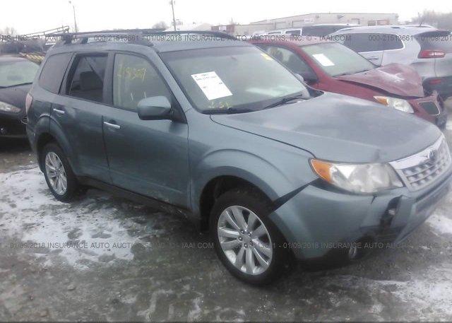 Inventory #206261821 2011 Subaru FORESTER